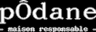 pÔdane - Maison responsable - La boutique de décoration et de mobilier éthique et écoresponsable